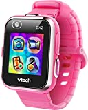 VTech Kidizoom Smart Watch DX2 - Reloj inteligente para niños, color frambuesa, versión francesa (193845)